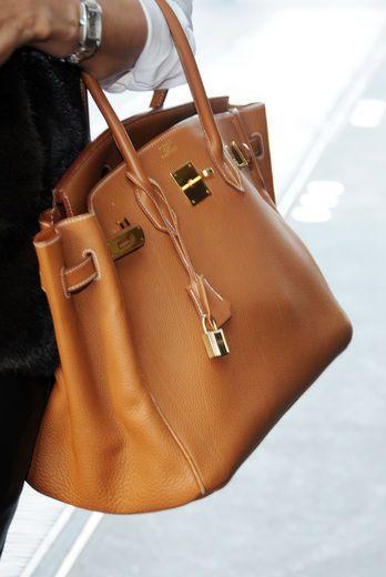 HERMES  BIRKIN BAG.  I like this color also!