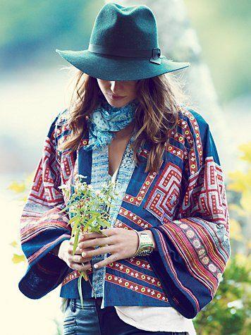 Free People The Way Love Goes Kimono