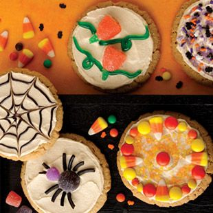 112 best round cookies decorated images on Pinterest