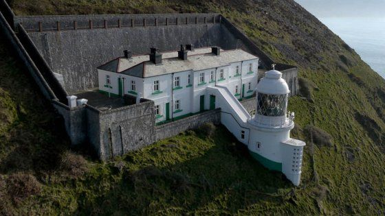 Foreland Lighthouse holiday cottage, Watersmeet Devon