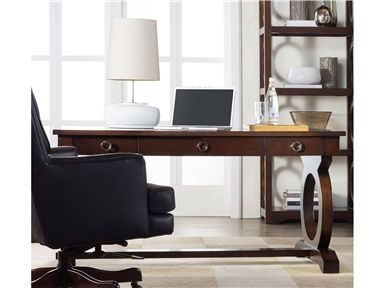 Shop For Hooker Furniture Kinsey Writing Desk And Other Home Office Desks At North Carolina Mart In Bixby OK The Collection Has Alluring