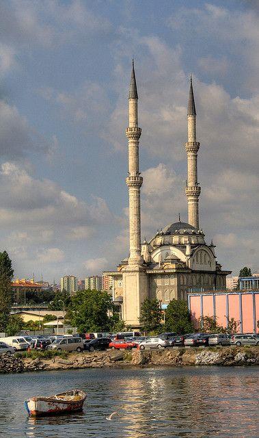 Nusretiye Mosque Tophane - Istanbul, Turkey