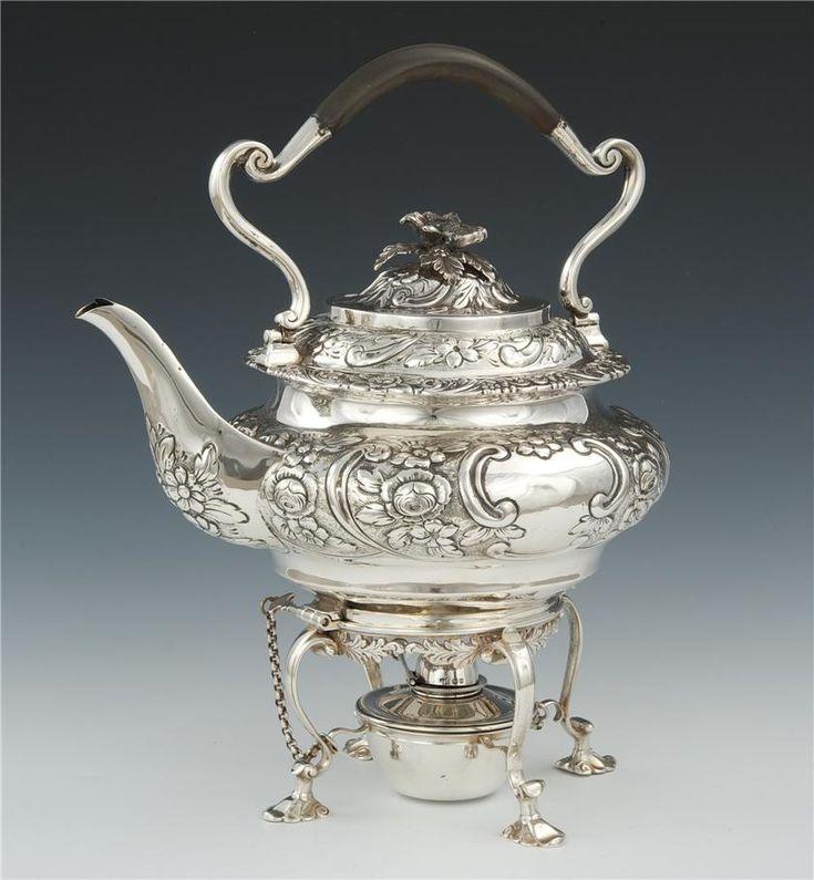 Время чая... | Антикварные чайники.. Обсуждение на LiveInternet - Российский…