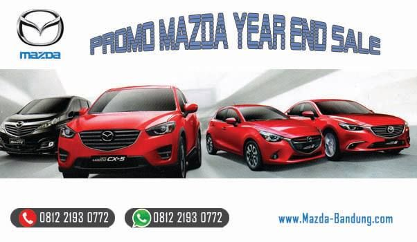 Promo Mazda Bandung Year End Sale 2017  Kontak Sales Mazda Bandung :  DARVI  Call\ WA : 081221930772