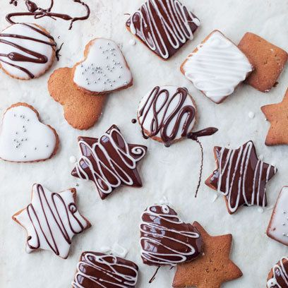 making these tonight... best Christmas biscuits.