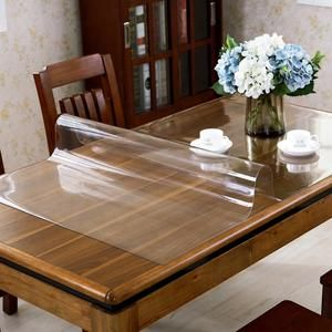 Soft Glass Table Protector Elga Shop In 2020 Table Cloth
