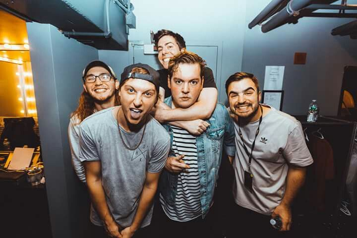 State Champs & Hoodie Allen, 2016