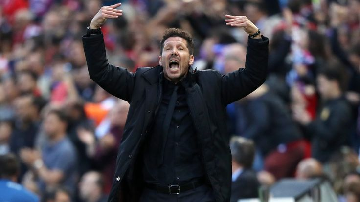 Atletico Madrid boss Diego Simeone signs contract extension #News #AtleticoMadrid #composite #DiegoSimeone #Football