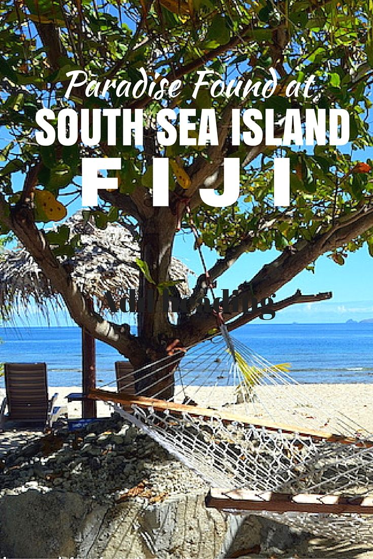 Go on a virtual tour of an island paradise! See what the uninhabited South Sea Island, off Denarau, in Fiji has to offer for a day trip. Fiji with kids