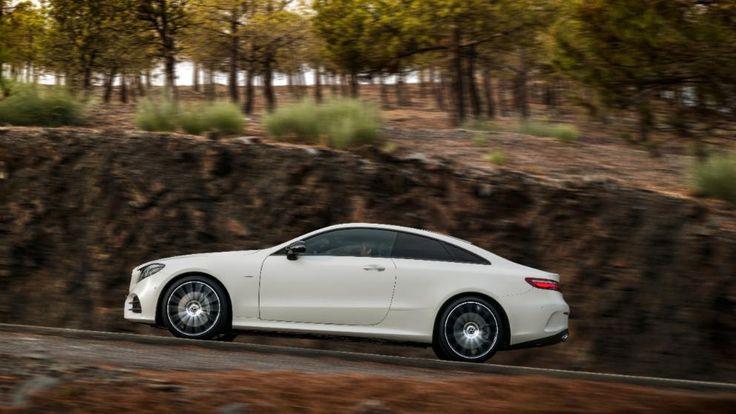 Mercedes E200 Coupé E-Klasse Coupé 2017 Test Fahrbericht Probefahrt