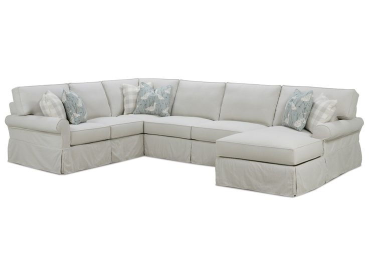 ... sectional sofa allows you to transform your living room. A great way to fill your open concept floor plan this sectional features a chaise on one end ...  sc 1 st  Pinterest : sofas with chaise on one end - Sectionals, Sofas & Couches