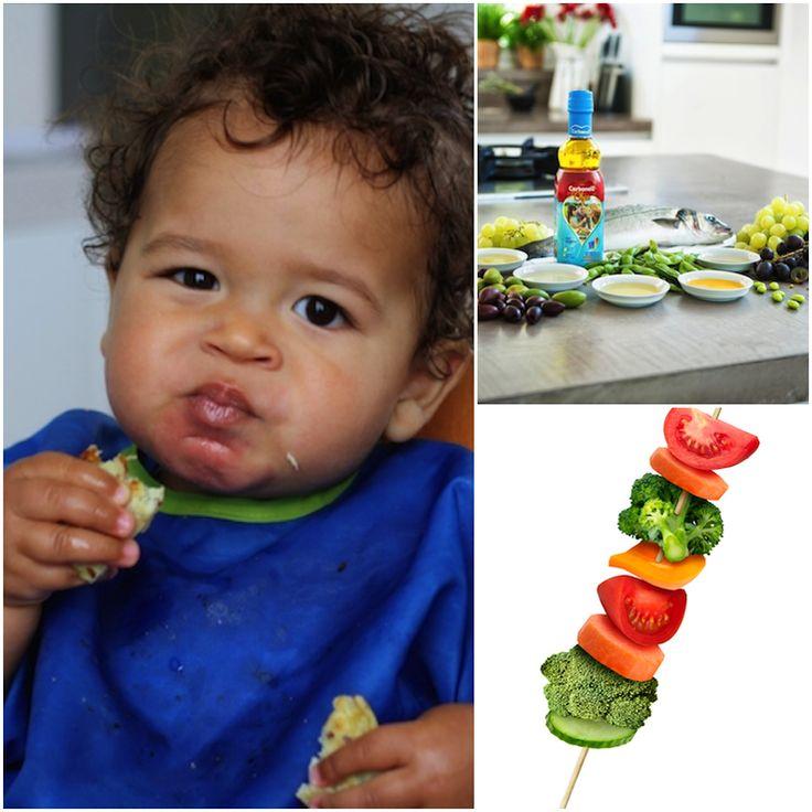 9x tips om je kind gezonder te laten eten: heel handig! #kids #food #tips