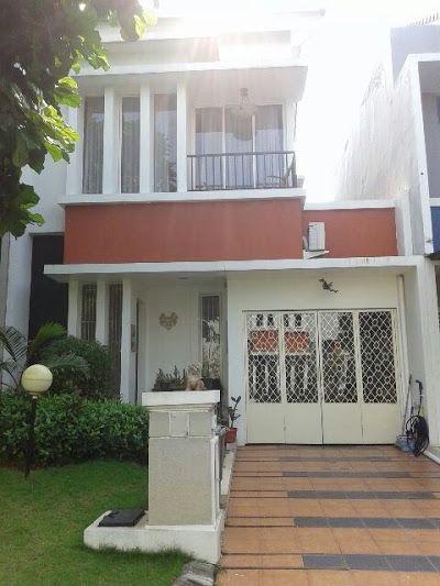 FuLL Furnished-Bagus ! Rumah Gading Serpong, Pondok Hijau Golf -Topaz