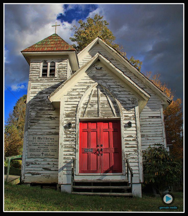 St. Matthews Church, Todd NC