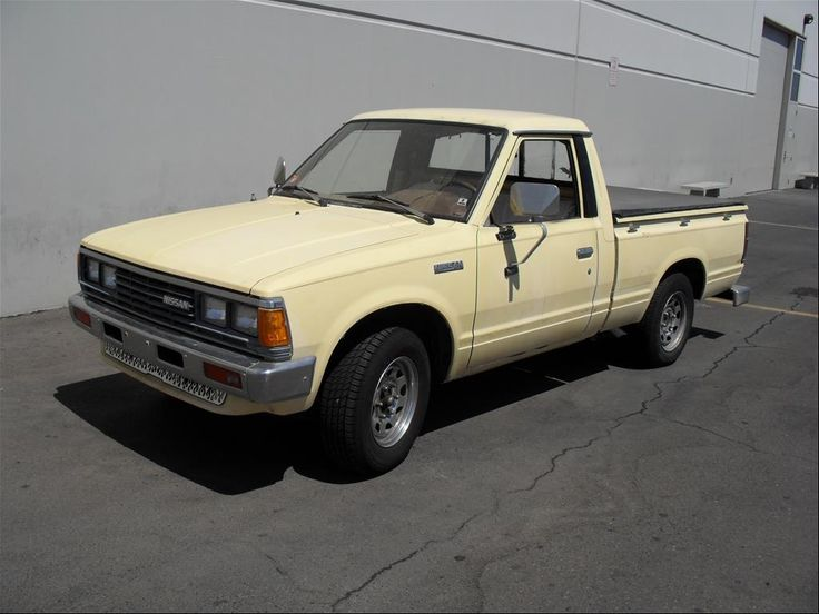 "1984 Nissan 720 Pick-Up "" 84 Mini Kegger "" - Gilbert, AZ owned by ..."
