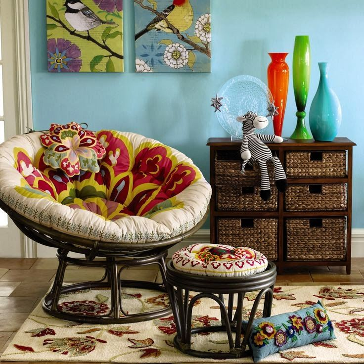 20 Papasan Chairs Pour être En Vacances Toute Lu0027année. Children Bedroom  FurniturePapasan ...