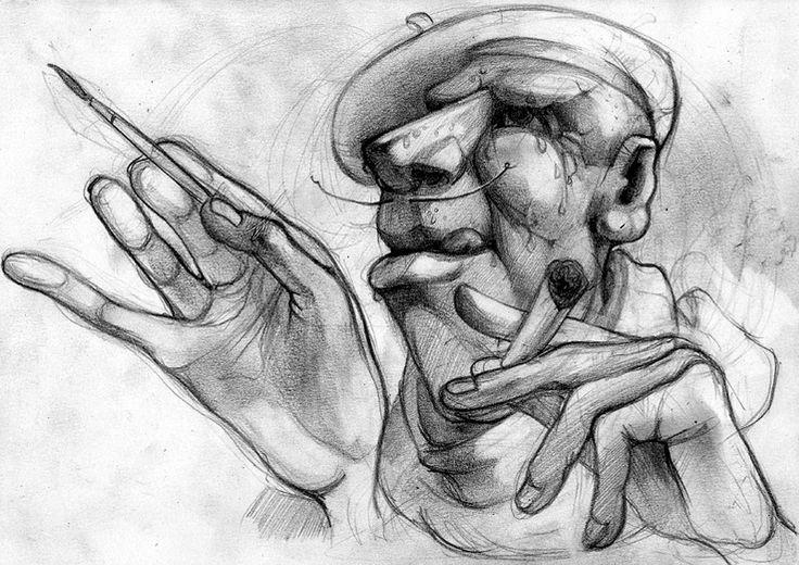 Eine Illustration von Eugen Fass. Weitere Bilder auf fass-illustration.de
