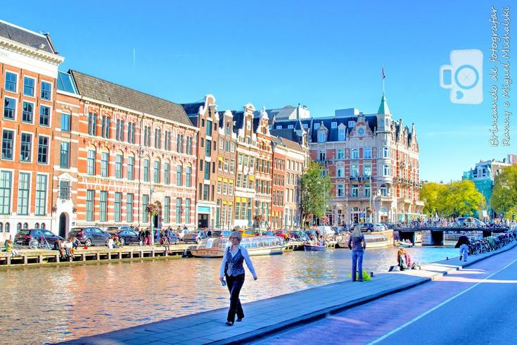 Walking by Amsterdam (first HDR experience).