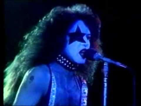 Kiss - Strutter Live 1975... The year I saw them live in Los Angeles