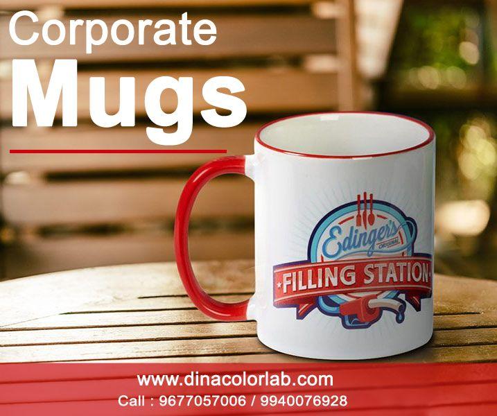 Custom Corporate Mugs | Mugs as corporate gifts in India ...