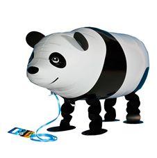 Gående Panda Heliumballong