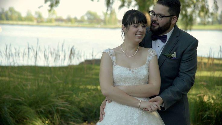 Emilie & Karl - Le plus romantique des films de mariage | Montreal Wedding Videography | Video et videographie de mariage à Montreal, Quebec.