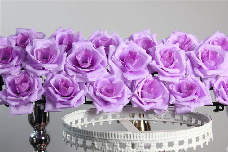 Фиолетовый - большой лепестки роз свадьбы дороги приводят букеты свадебный дороги привел цветы и арка украшения