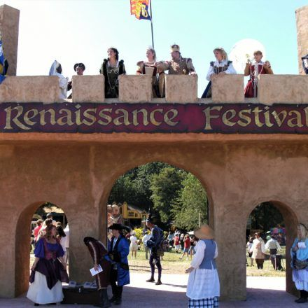 Renaissance Festival - Art & Entertainment - Experience magical tour and encounter royalty and peasantry of Tudor England at the Pittsburgh Renaissance Festival