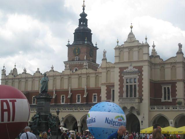 Міська ратуша, Краків, Польща