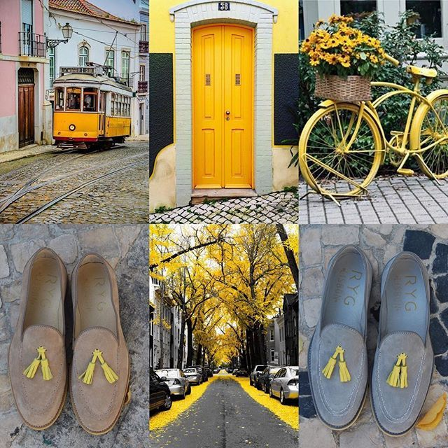 Good morning Lisbon! #rygshoes #madeinportugal #trendy #lisboncollection #fashion #fashionblogger #lisbon #websummit #websummit2016 #loafers