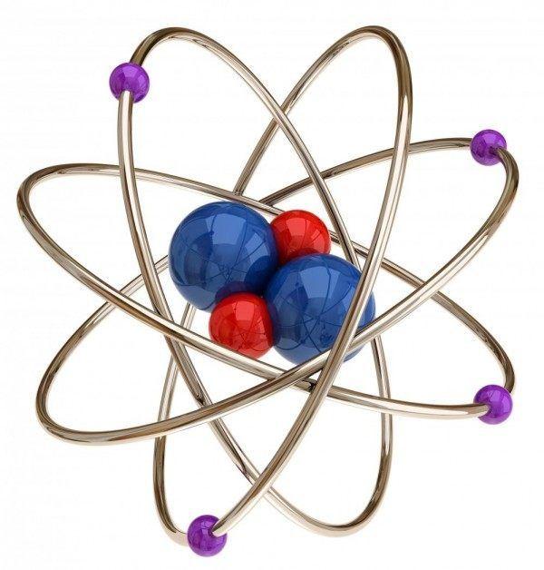 Las partes fundamentales del átomo
