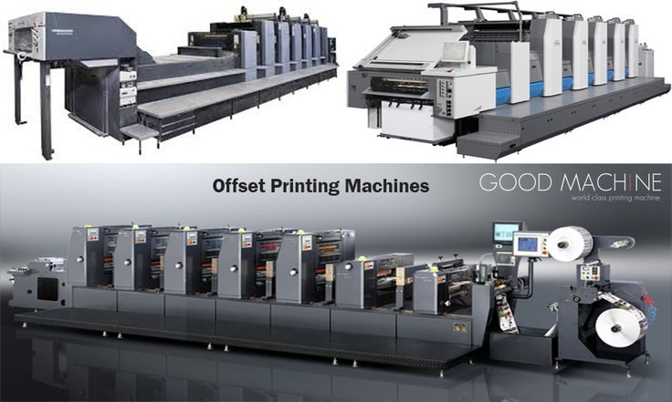 There is no denying that faster and effective makeready times in offset printing can go a long way for rendering profitability to print shops. Goodmachine, a repute dealer of offset printing machines, lists out a few tips in this aspect.