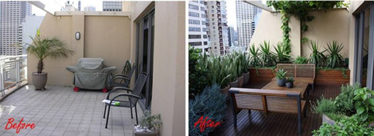 Inspiration: The Potted Balcony — Melbourne