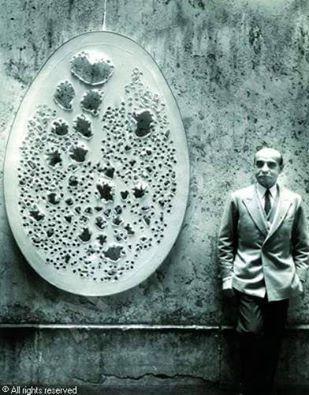 """""""Il cambiamento è una condizione essenziale dell'esistenza"""" Lucio Fontana"""