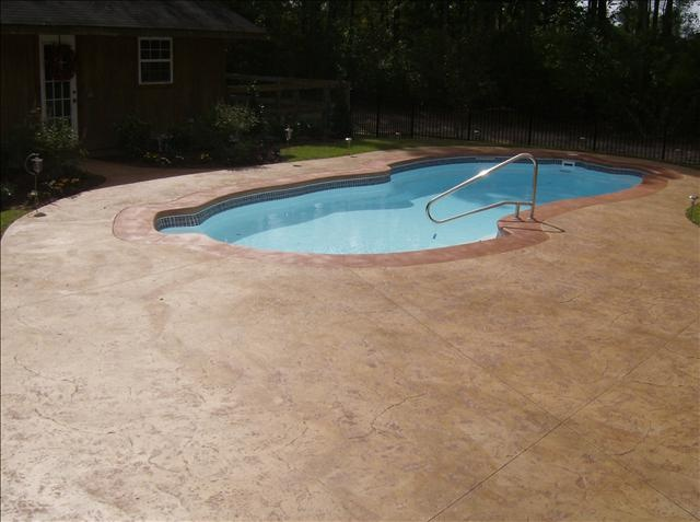 17 Best Images About Our Stamped Concrete Projects On