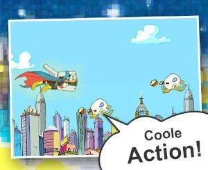 Action-Spiele