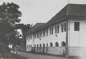 Gedung BAT, Cirebon 1924