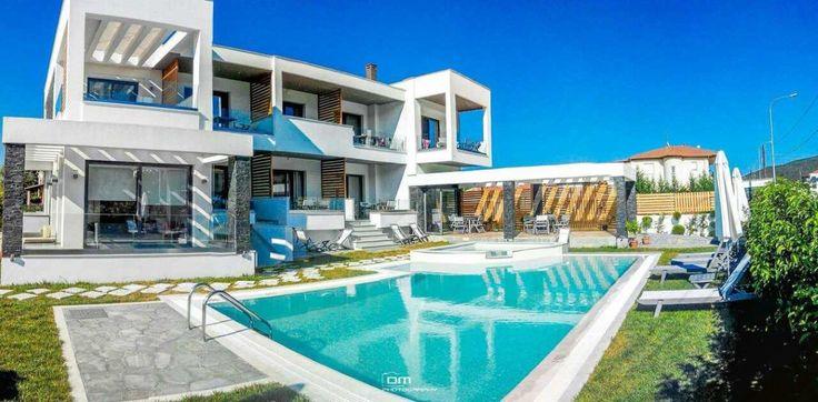 🌞🌞🌞 #Stavros - Apart/Hotel Aelia 🌞🌞🌞 Predstavljamo vam jednu od najlepših vila u 🏖 Stavrosu - fantastična ponuda do 31. decembra - ✔ 20% za uplate u celosti Pozovite odmah ☎ 011 415 21 53