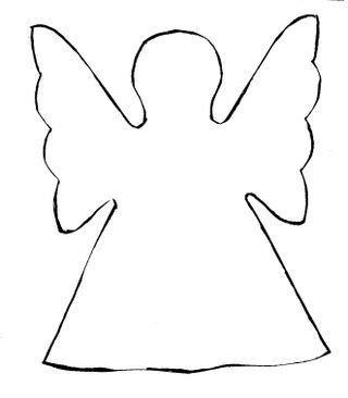 simple standing three d paper angel video how to  these would be great with different scrap papers http://www.ehow.com/video_4951957_make-christmas-angel-from-paper.html: