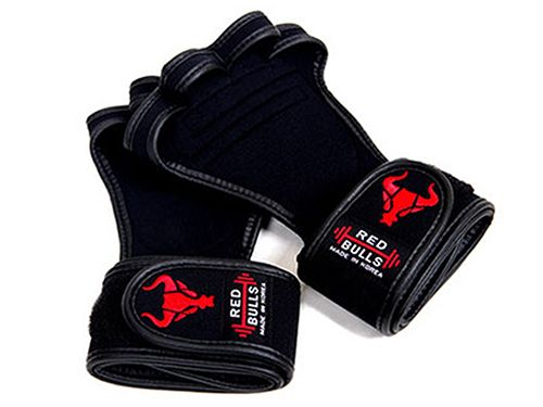 workout gloves-black