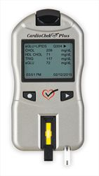 CardioChek cholesterol analyzers make it simple to monitor your patient's cholesterol levels, including HDL, LDL, and glucose. Also CardioChek test strips, and other materials at competitive pricing.