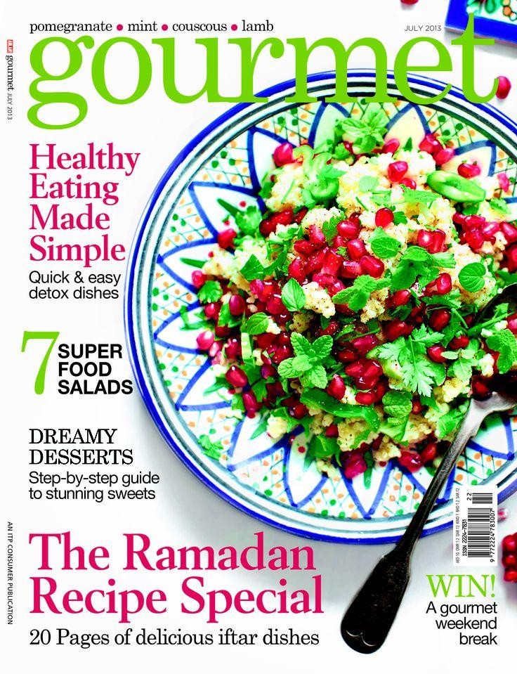 Ramadan 2013 - Ahlan! gourmet cover
