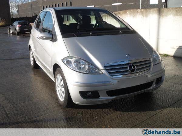 Mercedes A150 Automaat Airco Trekhaak Garantie - Te koop