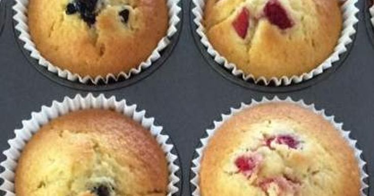 The Only Muffin Recipe You Will Ever Need