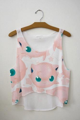 pokemon shirt jigglypuff, Found on FreshTops http://www.fresh-tops.com/