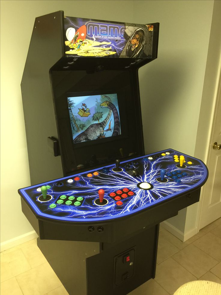 9 best 4-Player Cabinet images on Pinterest | Arcade machine ...