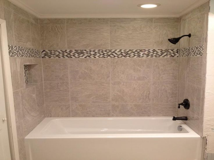 Bathroom Tile Designs Around Bathtub (Diy Bathroom Tub) Part 33