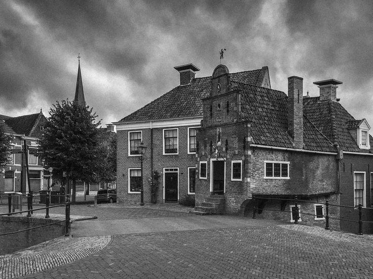 Korendragershuisje, Franeker, NL