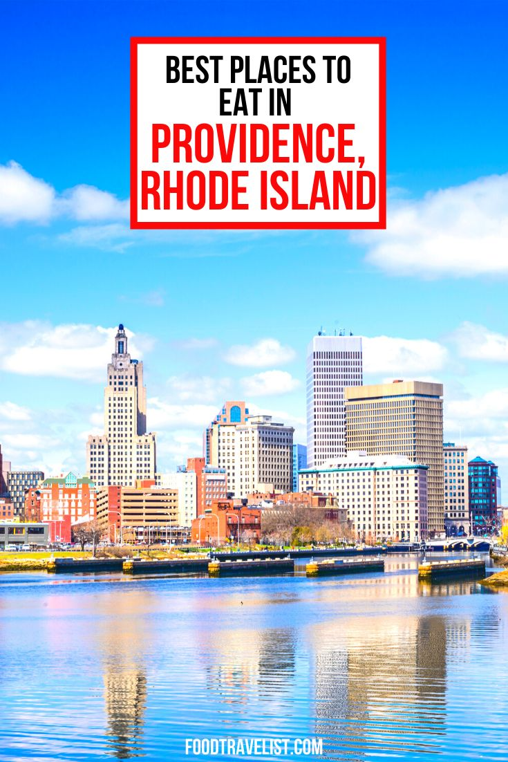 Best places to eat in providence rhode island