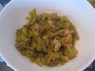 ... Asparagus with Pecorino, Smoky Fried Chickpeas :: Plate and Pour More